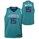 Kemba Walker - Adolescentes Charlotte Hornets Nike Icon Swingman Camiseta de la NBA Outlet Barcelona