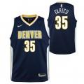 Keneth Faried - Adolescentes Denver Nuggets Nike Icon Swingman Camiseta de la NBA España Precio