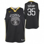Kevin Durant #35 - Adolescentes Golden State Warriors Nike Statement Swingman Camiseta de la NBA Outlet Madrid