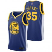 Original Kevin Durant #35 - Hombre Golden State Warriors Nike Icon Swingman Camiseta de la NBA