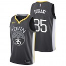 Kevin Durant #35 - Hombre Golden State Warriors Nike Statement Swingman Camiseta de la NBA Venta Al Por Mayor
