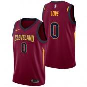 Kevin Love #0 - Hombre Cleveland Cavaliers Nike Icon Swingman Camiseta de la NBA Ventas Baratas Asturias