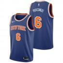Kristaps Porzingis - Hombre New York Knicks Nike Icon Swingman Camiseta de la NBA Precio Al Por Mayor