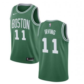 Kyrie Irving #11 Boston Celtics Verde Swingman Camiseta Outlet España