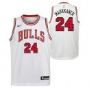 Lauri Markkanen - Adolescentes Chicago Bulls Nike Association Swingman Camiseta de la NBA Baratas Precio