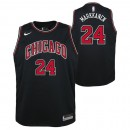 Lauri Markkanen - Adolescentes Chicago Bulls Nike Statement Swingman Camiseta de la NBA Nuevo