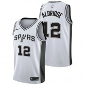 LeMarcus Aldridge - Hombre San Antonio Spurs Nike Association Swingman Camiseta de la NBA Outlet Caspe
