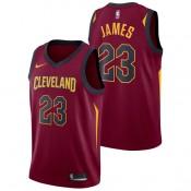Lebron James #23 - Hombre Cleveland Cavaliers Nike Icon Swingman Camiseta de la NBA Ventas Baratas Zaragoza