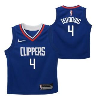 Los Angeles Clippers Nike Icon Replica Camiseta de la NBA - Milos Teodosic - Niño Ventas Baratas Canarias