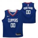 Los Angeles Clippers Nike Icon Replica Camiseta de la NBA - Personalizada - Niño en línea