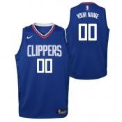 Los Angeles Clippers Nike Icon Swingman Camiseta de la NBA - Personalizada - Adolescentes Ventas Baratas Aragón
