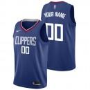 Los Angeles Clippers Nike Icon Swingman Camiseta de la NBA - Personalizada - Hombre España Precio