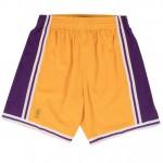 Los Angeles Lakers Hardwood Classics Swingman Pantalones cortos - Hombre España