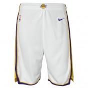 Los Angeles Lakers Nike Association Swingman Pantalones cortos - Adolescentes Compras En Línea