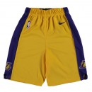 Rebajas en Los Angeles Lakers Nike Icon Replica Pantalones cortos - Niños Madrid