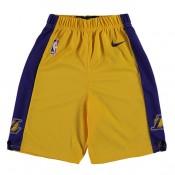 Rebajas en Los Angeles Lakers Nike Icon Replica Pantalones cortos - Niños Madrid