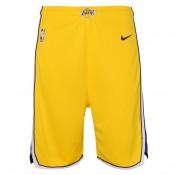 Los Angeles Lakers Nike Icon Swingman Pantalones cortos - Adolescentes Venta Al Por Mayor