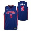 Luke Kennard - Adolescentes Detroit Pistons Nike Icon Swingman Camiseta de la NBA Baratas Originales