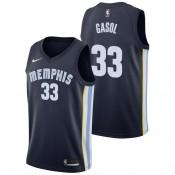 Marc Gasol #33 - Hombre Memphis Grizzlies Nike Icon Swingman Camiseta de la NBA Alicante Tienda
