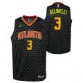 Marco Bellineli - Adolescentes Atlanta Hawks Nike Icon Swingman Camiseta de la NBA Madrid Precio