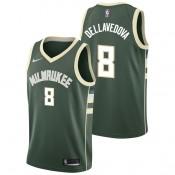 Comprar Matthew Dellavedova - Hombre Milwaukee Bucks Nike Icon Swingman Camiseta de la NBA Online