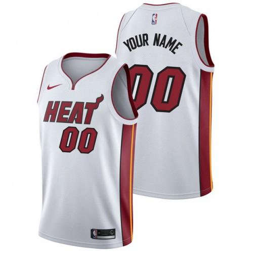 best website dffe0 cd8b5 Miami Heat Nike Association Swingman Camiseta de la NBA - Personalizada -  Hombre Más Barata