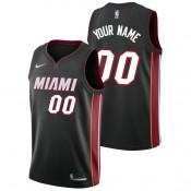 Comprar nuevo Miami Heat Nike Icon Swingman Camiseta de la NBA - Personalizada - Hombre