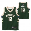 Milwaukee Bucks Nike Icon Replica Camiseta de la NBA - Jabari Parker - Niño Ventas Baratas Murcia