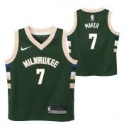 Milwaukee Bucks Nike Icon Replica Camiseta de la NBA - Thon Maker - Niño Outlet Store