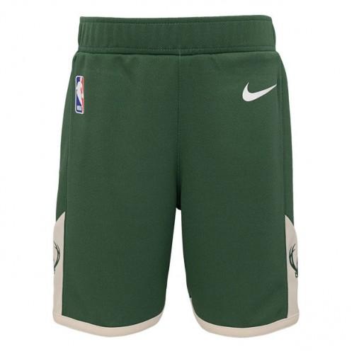 Milwaukee Bucks Nike Icon Replica Pantalones cortos - Niños Baratas  Originales a7c1e26f54b