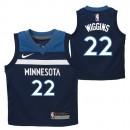 Minnesota Timberwolves Nike Icon Replica Camiseta de la NBA - Andrew Wiggins - Niño Precio Al Por Mayor