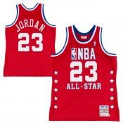 Mitchell & Ness Michael Jordan Chicago Bulls 1988-89 All-Star Hardwood Classics Authentic Vintage Camiseta - Red Venta