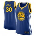 Mujer Golden State Warriors Stephen Curry Azul Swingman Camiseta Espana