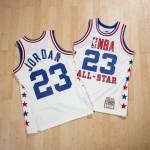 NBA All-Star East Michael Jordan 1985 Authentic Camiseta by Mitchell & Ness Baratas en línea