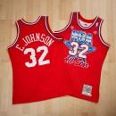 NBA All-Star West Magic Johnson 1991 Authentic Camiseta by Mitchell   Ness  Barato 8b1c2f7cb47
