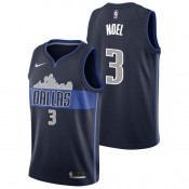 Nerlens Noel - Hombre Dallas Mavericks Nike Statement Swingman Camiseta de la NBA Más Barata