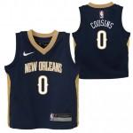 New Orleans Pelicans Nike Icon Replica Camiseta de la NBA - Demarcus Cousins - Niño Precio De Descuento