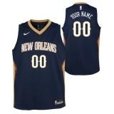 New Orleans Pelicans Nike Icon Swingman Camiseta de la NBA - Personalizada - Adolescentes Outlet Madrid