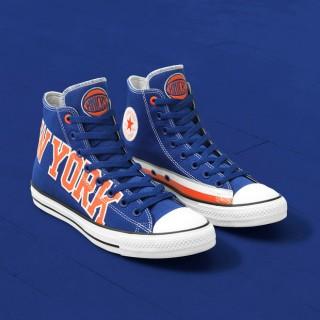 New York Knicks Converse High-Tops - Hombre Ventas Baratas Madrid