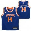 New York Knicks Nike Icon Replica Camiseta de la NBA - Willie Hernangomez - Niño Ventas Baratas