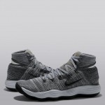 Nike Hyperdunk 2017 Flyknit Zapatilla de Baloncesto - Cool Gris/Anthracite-Pure Platinum-Blanco - Hombre En Madrid