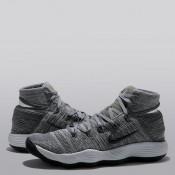 Nike Hyperdunk 2017 Flyknit Zapatilla de Baloncesto - Cool Gris Anthracite-Pure  Platinum- 10f7c2d8bc0a5