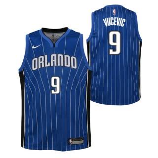 Nikola Vucevic - Adolescentes Orlando Magic Nike Icon Swingman Camiseta de la NBA Más Barata