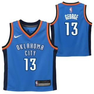 Oklahoma City Thunder Nike Icon Replica Camiseta de la NBA - Paul George - Niño Alicante Tienda