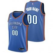 Oklahoma City Thunder Nike Icon Swingman Camiseta de la NBA - Personalizada - Hombre Precio De Descuento