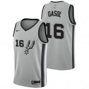 Pau Gasol #16 - Hombre San Antonio Spurs Nike Statement Swingman Camiseta de la NBA Venta