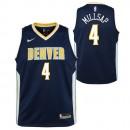 Paul Millsap - Adolescentes Denver Nuggets Nike Icon Swingman Camiseta de la NBA Madrid Precio