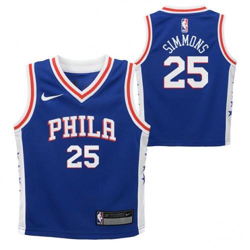 Icon 76ers Nike Ben Nba Replica La De Philadelphia Camiseta 34jSRLqc5A