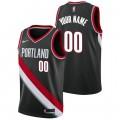 Original Portland Trail Blazers Nike Icon Swingman Camiseta de la NBA - Personalizada - Hombre