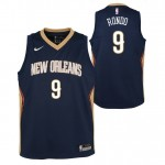 Rajon Rondo - Adolescentes New Orleans Pelicans Nike Icon Swingman Camiseta de la NBA Ventas Baratas Canarias